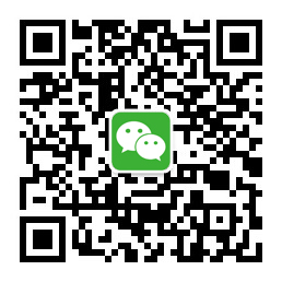 Scan and follow wechat public account