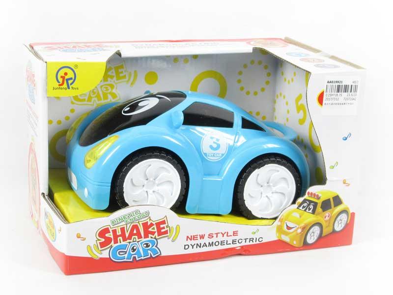 B/O Car W/L_M toys