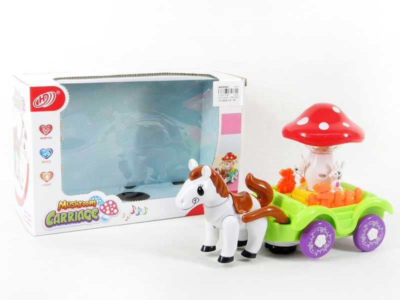 B/O Carriage(2C) toys