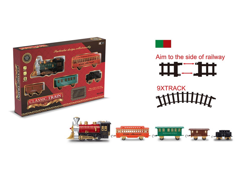 B/O Orbit Train W/L_M(2C) toys