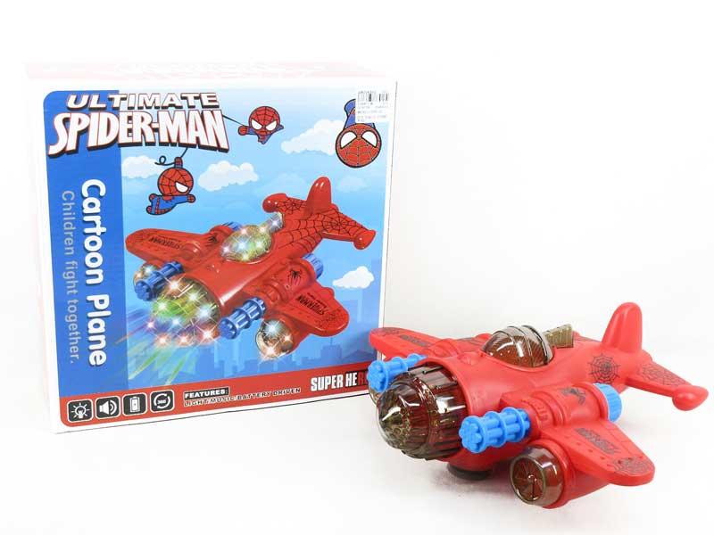 B/O universal Airplane W/L_M toys