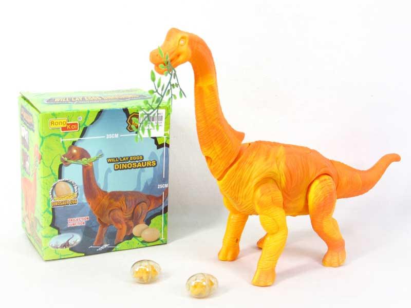 B/O Dinosaur W/L(2C) toys
