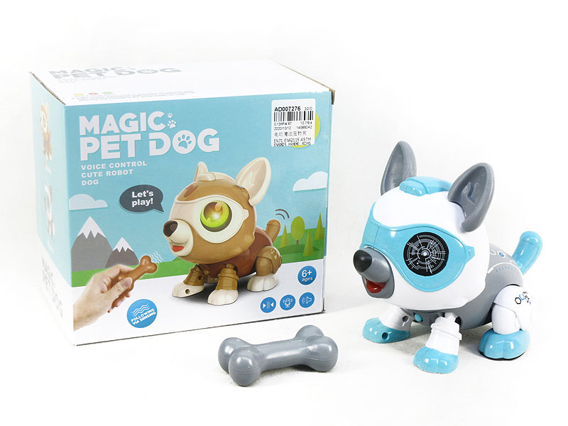 B/O Pet Dog toys