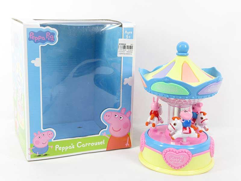 B/O Carousel toys