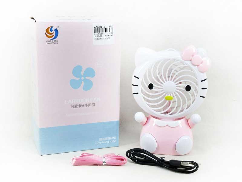 B/O Fan W/L(2C) toys