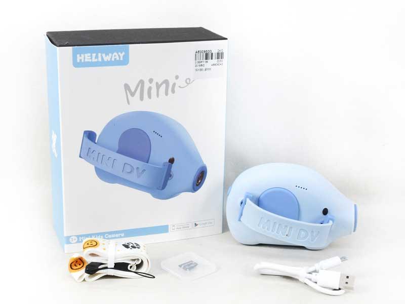 Education toys 1200P cartoon camera for kids 16G toys