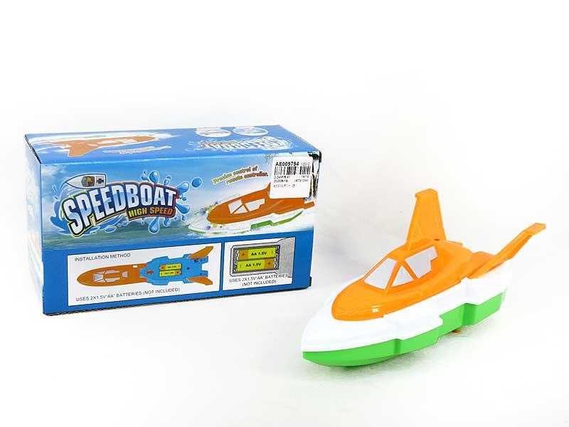 B/O Ship W/L(2C) toys