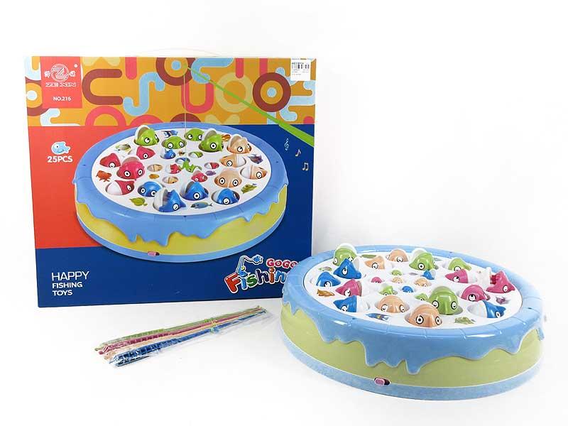 B/O Fishing Game toys