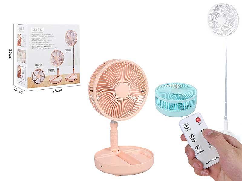 Remote Control Electric Folding Fan(3C) toys