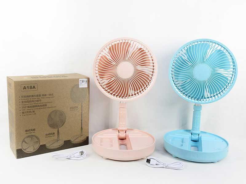 Electric Folding Fan(3C) toys