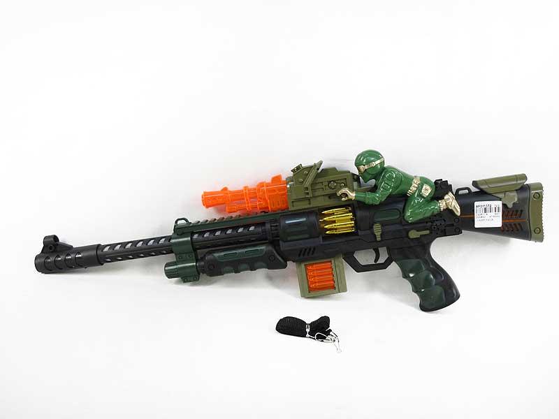 B/O Gun W/L_M(2C) toys