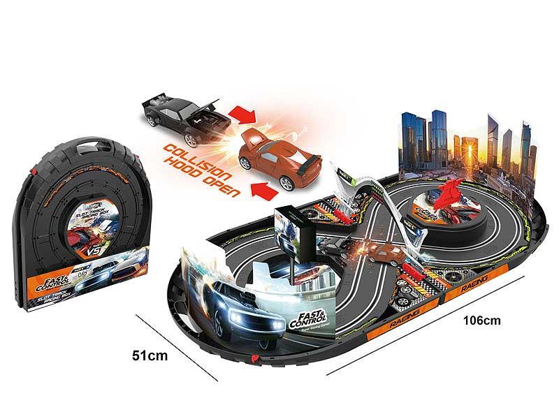 1:43 Wire Control Railcar Set toys