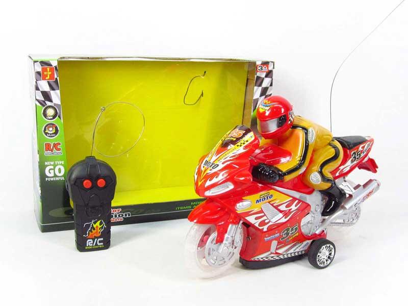 R/C Motorcycle 2Ways W/L(2C) toys