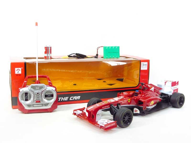 1:12 R/C Equation Car 4Ways W/Charge(2C) toys