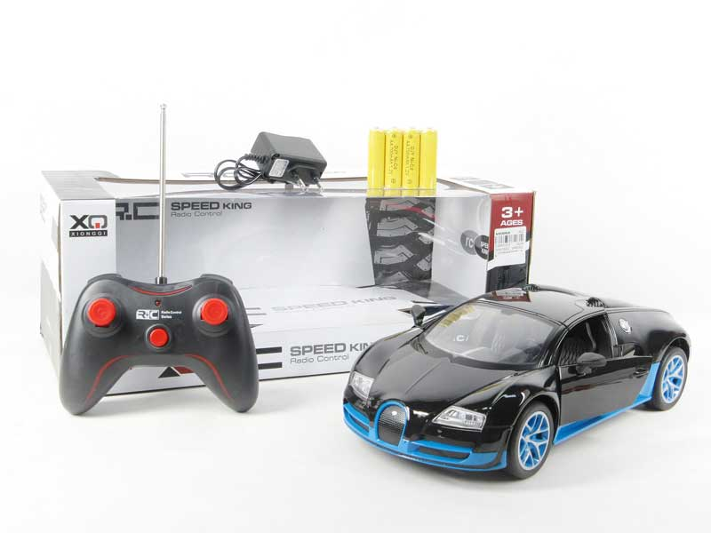 1:14 R/C Car 4Ways W/L_Charger toys