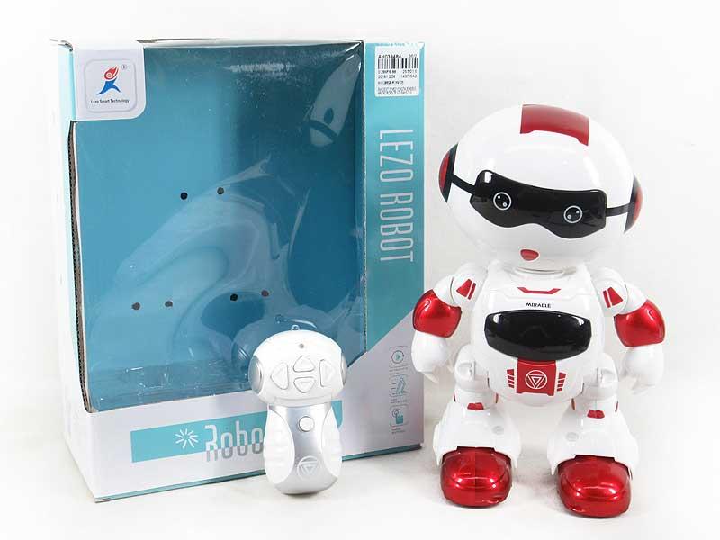 R/C Robot W/L_M(2C) toys