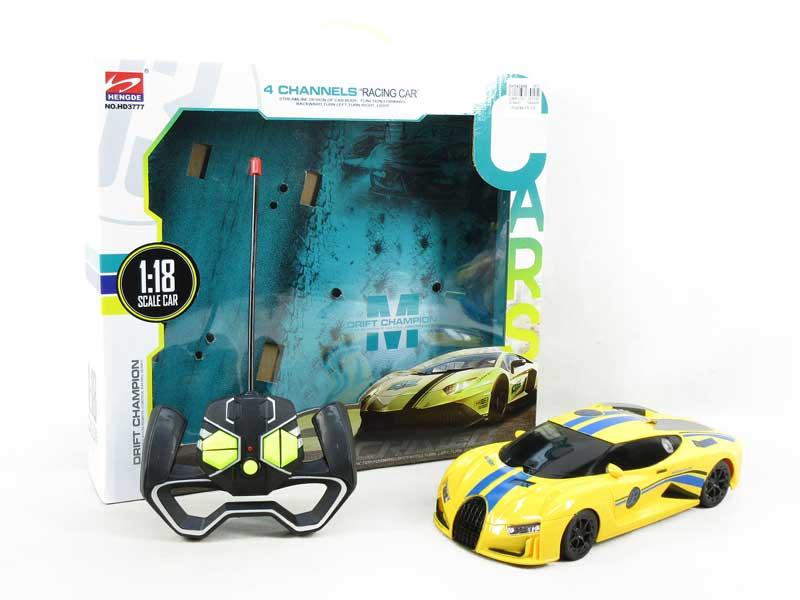 1:18 R/C Car W/L_Charge(2C) toys