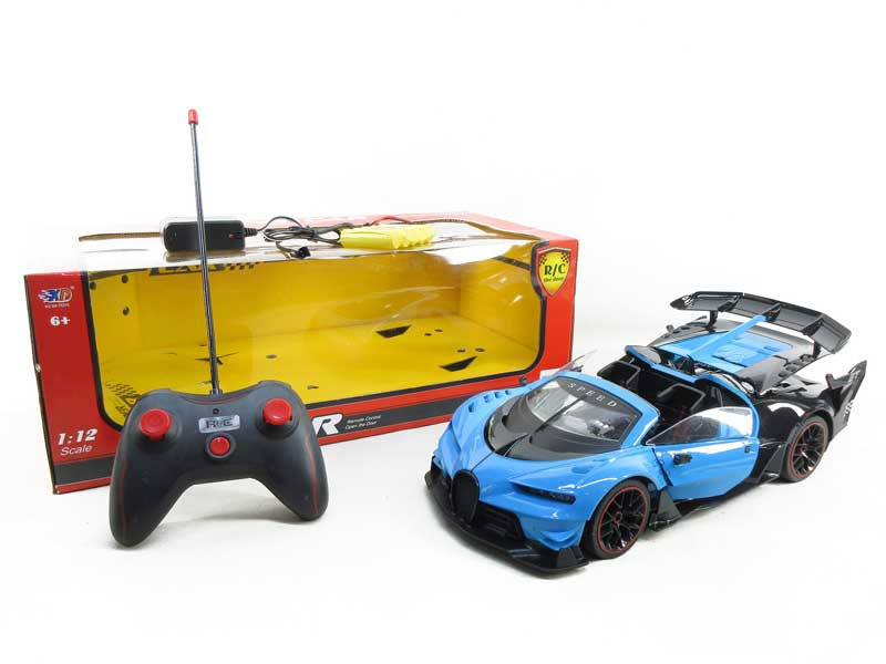 1:12 R/C Car W/Charger(2C) toys
