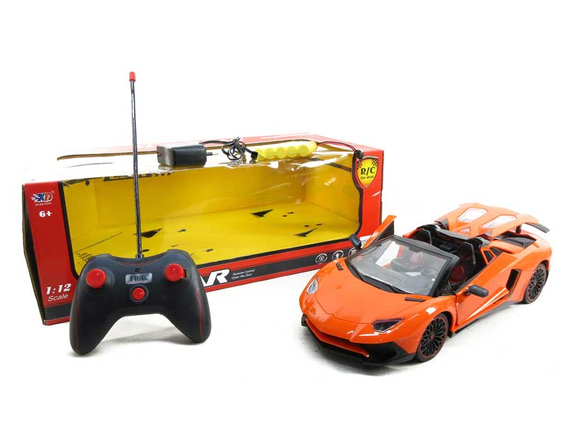 1:12 R/C Car W/Charger(3C) toys