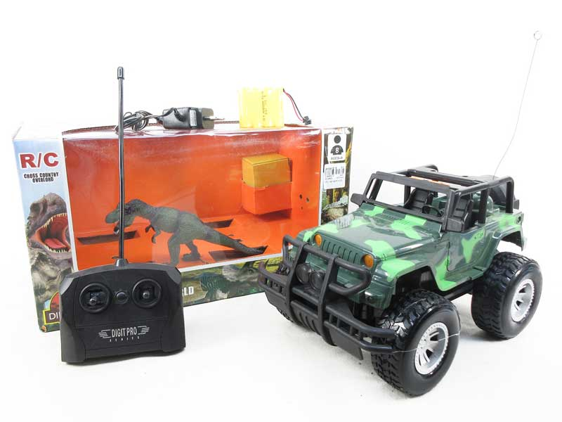 1:14 R/C Jeep W/L_Charge toys
