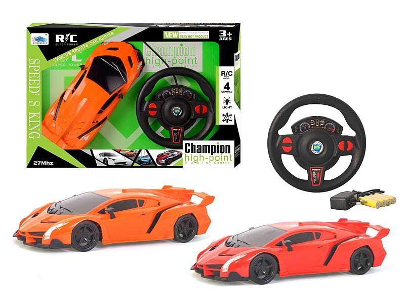 1:16 R/C Car 4Ways W/L_Charge toys