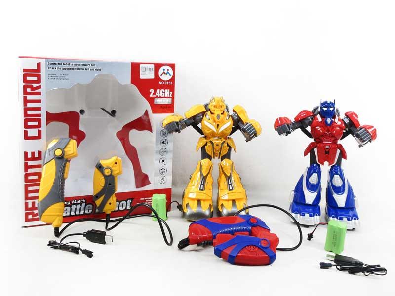 R/C Robot(2C) toys