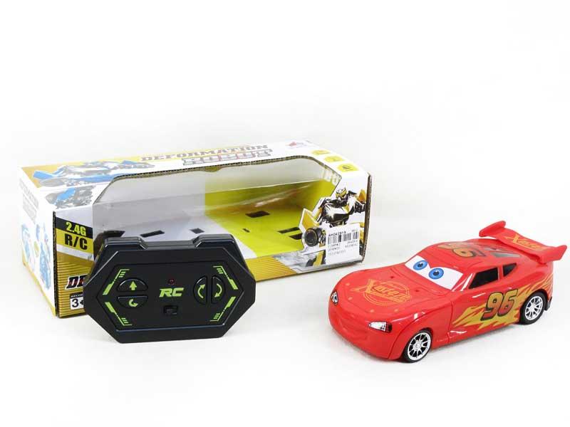 R/C Transforms Car toys