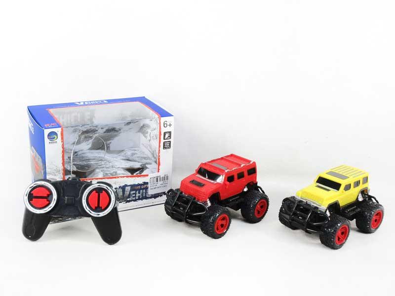 R/C Cross-country Car 4Ways W/L(2S2C) toys