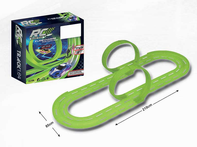 Infrared Rail Car toys