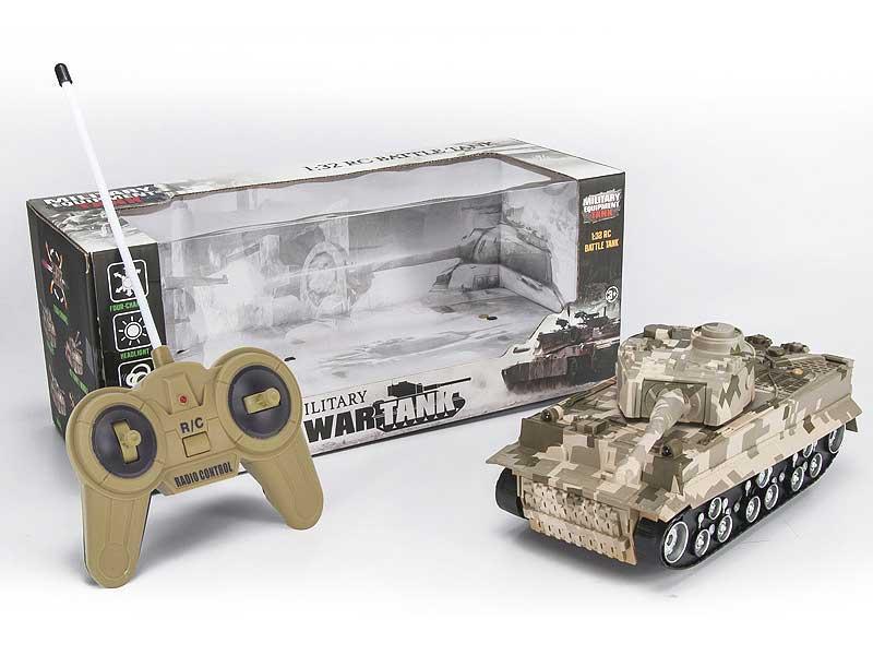 1:32 R/C Panzer 4Ways W/L_M toys