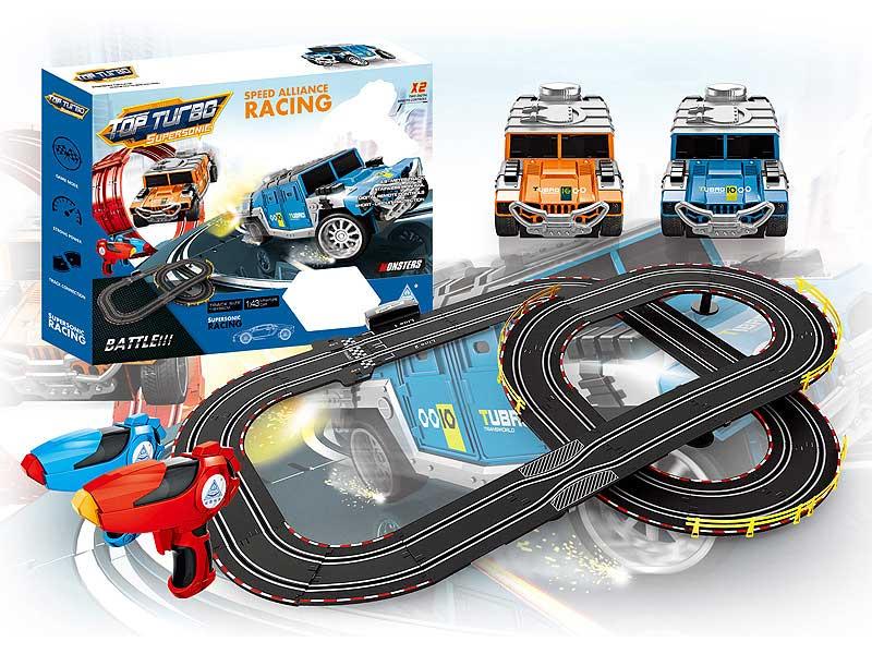 2.4G R/C Orbit Cross-country Car toys