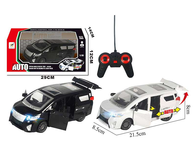 R/C Business Car 5Ways(2C) toys