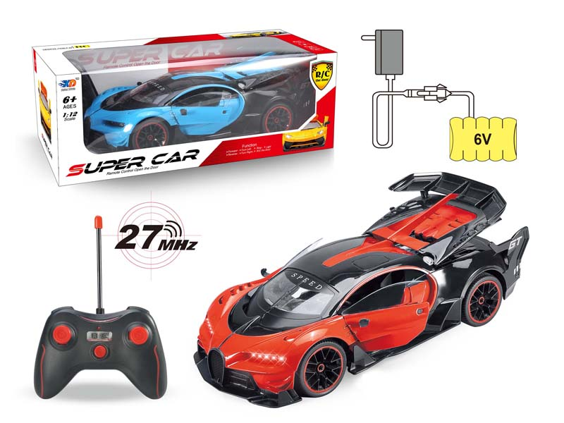 1:12 R/C Car W/Charger toys