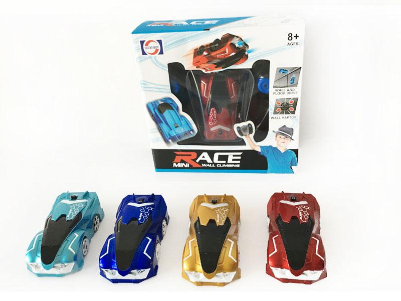 R/C Climb Wall Car(4C) toys