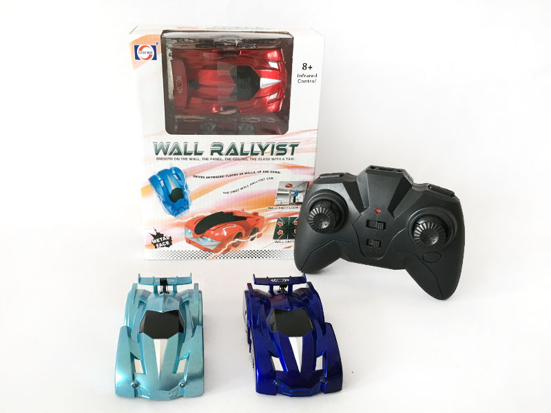 R/C Climb Wall Car(3C) toys