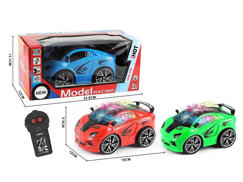 R/C Car 2Ways W/L(3C) toys