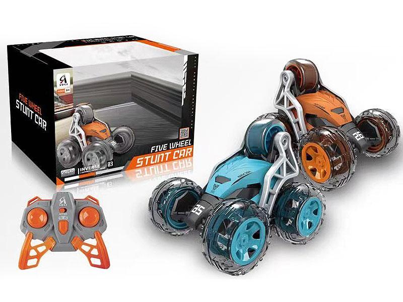 2.4G R/C Stunt Tip Lorry(2C) toys