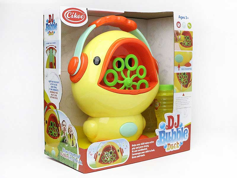 B/O Bubbles W/M toys