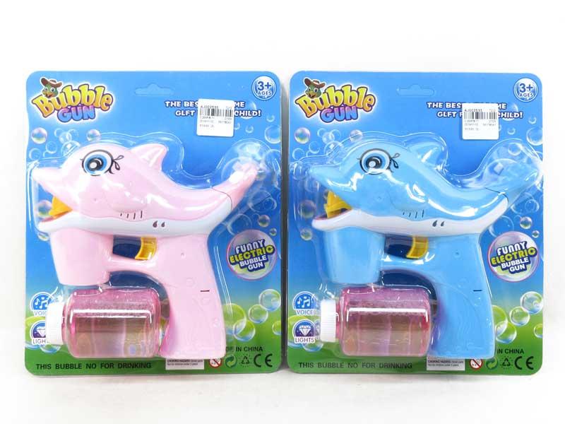 B/O Bubbles Gun(2C) toys