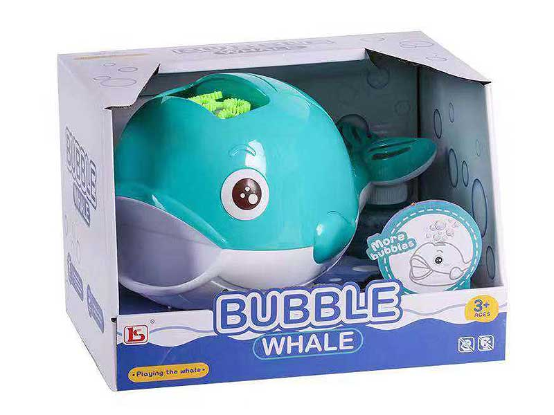 B/O Bubble Machine toys