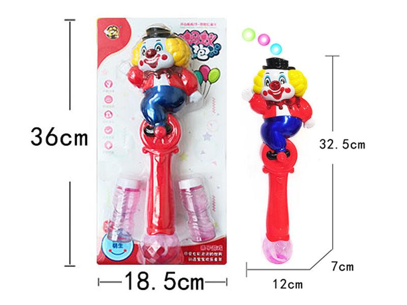 B/O Bubble Stick W/L_M toys