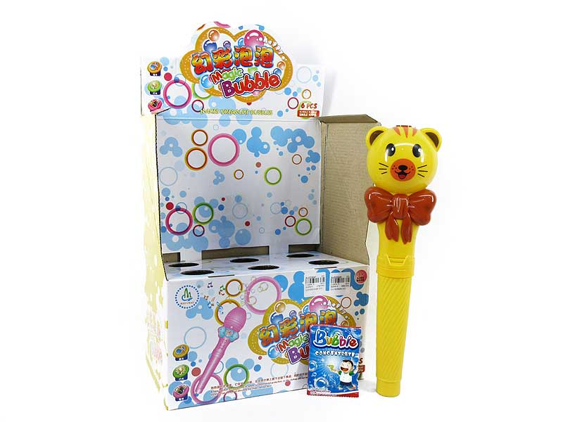 B/O Bubble Stick(6in1) toys