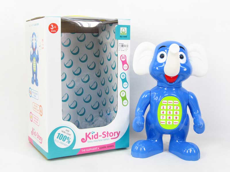 Story(3C) toys