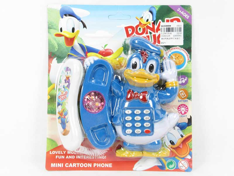 Telephone W/L_M toys