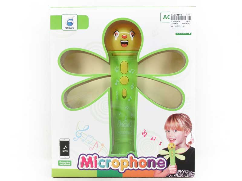 Microphone W/L_M toys