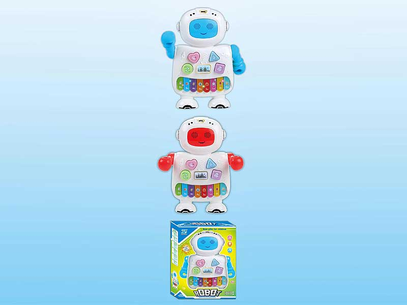 Learn To Play The Piano W/L_M(2C) toys