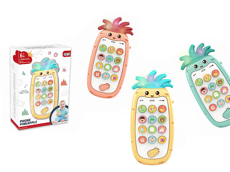 Baby toys mobile cartoon cellphone musical baby products toys