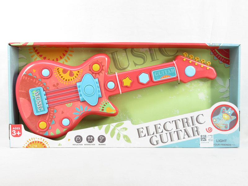 Guitar W/L_M(2S) toys