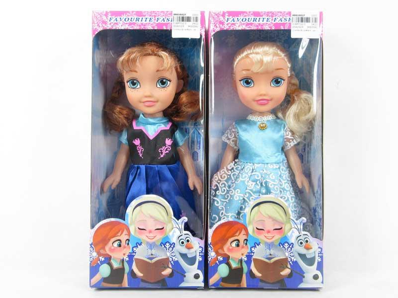 10inch Doll W/M(2S) toys