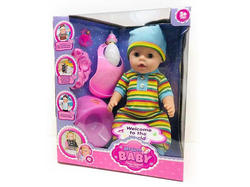 18inch Doll Set W/IC toys
